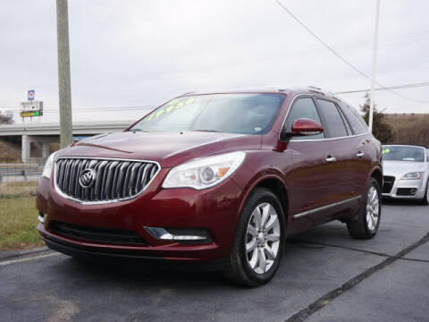 2016 Buick Enclave for sale at FOWLERVILLE FORD in Fowlerville MI