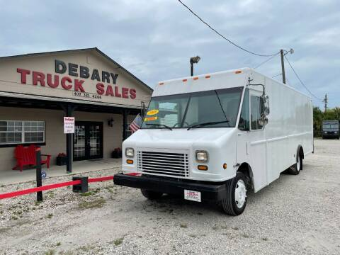 2009 Freightliner MT45 Chassis for sale at DEBARY TRUCK SALES in Sanford FL