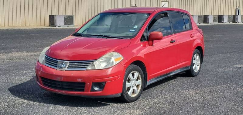 2007 Nissan Versa for sale at BAC Motors in Weslaco TX