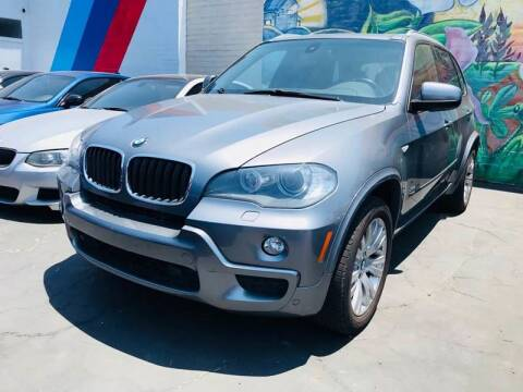 2010 BMW X5 for sale at Bozzuto Motors in San Diego CA