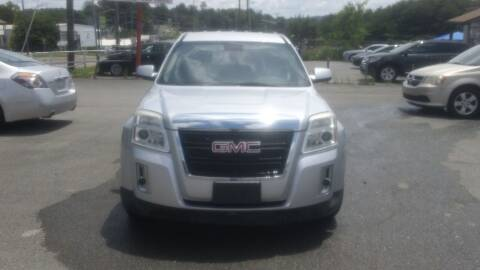 2012 GMC Terrain for sale at Knoxville Used Cars in Knoxville TN