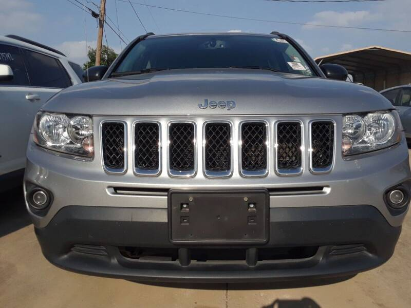 2016 Jeep Compass for sale at Auto Haus Imports in Grand Prairie TX