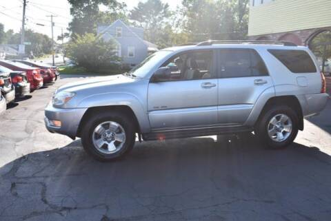 2005 Toyota 4Runner for sale at Absolute Auto Sales, Inc in Brockton MA
