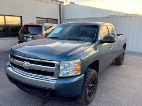 2008 Chevrolet Silverado 1500 for sale at Chaparral Motors - 1702 Clovis Rd. in Lubbock TX