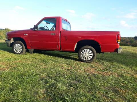 1996 Mazda B-Series Pickup for sale at Parkway Auto Exchange in Elizaville NY