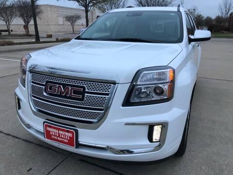 2017 GMC Terrain for sale at Vemp Auto in Garland TX