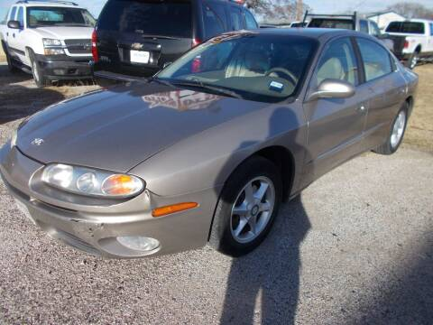 2001 Oldsmobile Aurora for sale at OTTO'S AUTO SALES in Gainesville TX