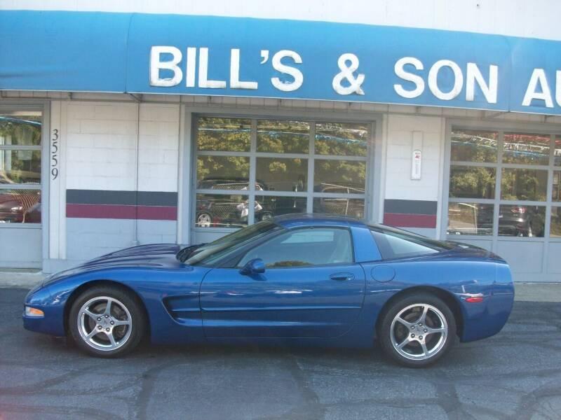 2003 Chevrolet Corvette for sale at Bill's & Son Auto/Truck Inc in Ravenna OH