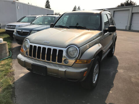 2007 Jeep Liberty for sale at Atlas Automotive Sales in Hayden ID
