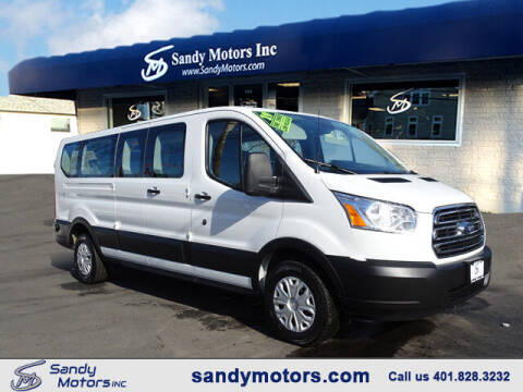 2019 Ford Transit Passenger for sale at Sandy Motors Inc in Coventry RI