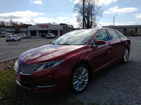 2014 Lincoln MKZ for sale at Wholesale Auto Inc in Athens TN