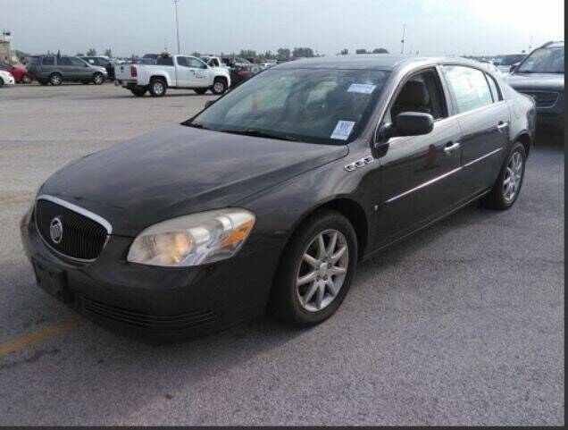 2008 Buick Lucerne for sale at HW Used Car Sales LTD in Chicago IL