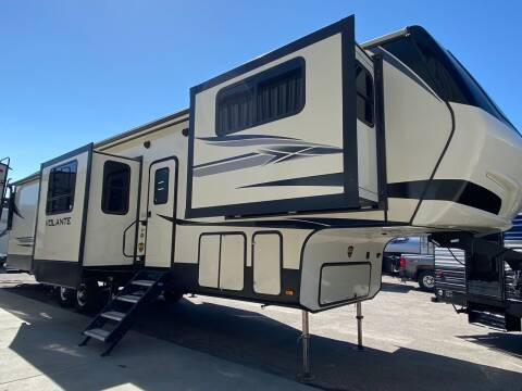2020 Keystone Volante 385 FL for sale at Freedom Ford Inc in Gunnison UT