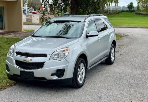 2015 Chevrolet Equinox for sale at Sunshine Auto Sales in Oakland Park FL