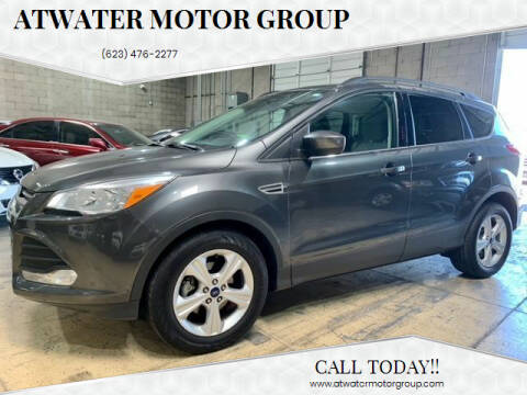 2016 Ford Escape for sale at Atwater Motor Group in Phoenix AZ