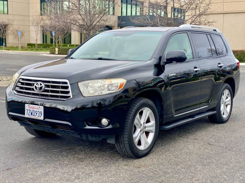 2008 Toyota Highlander for sale at Silmi Auto Sales in Newark CA