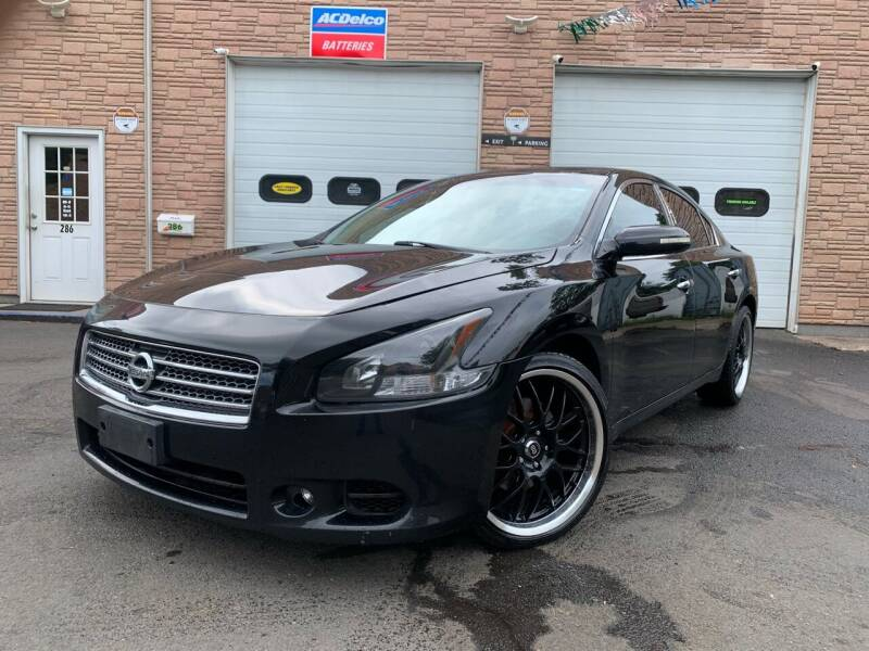 2010 Nissan Maxima for sale at West Haven Auto Sales in West Haven CT