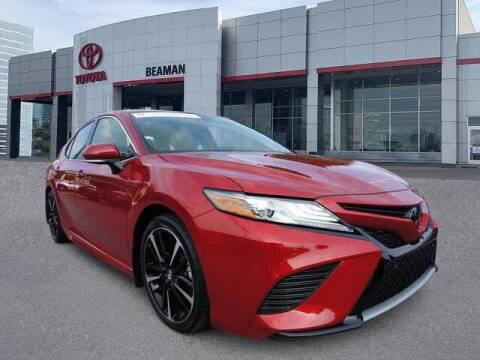 2019 Toyota Camry for sale at BEAMAN TOYOTA in Nashville TN