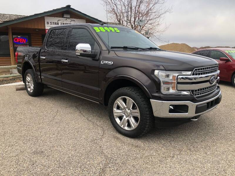 2018 Ford F-150 for sale at 5 Star Truck and Auto in Idaho Falls ID