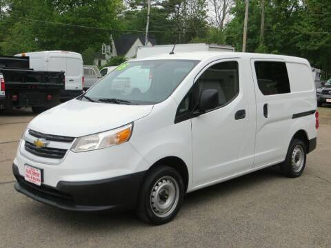 2015 Chevrolet City Express Cargo for sale at Auto Towne in Abington MA