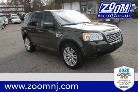 2009 Land Rover LR2 for sale at Zoom Auto Group in Parsippany NJ