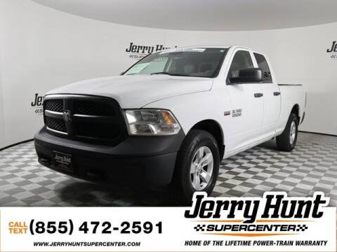 2018 RAM Ram Pickup 1500 for sale at Jerry Hunt Supercenter in Lexington NC