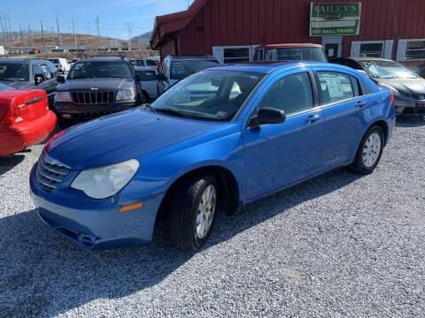 2007 Chrysler Sebring for sale at Bailey's Auto Sales in Cloverdale VA