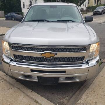 2012 Chevrolet Silverado 1500 for sale at TURBO Auto Sales First Corp in Yonkers NY