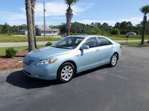 2008 Toyota Camry for sale at First Choice Auto Inc in Little River SC
