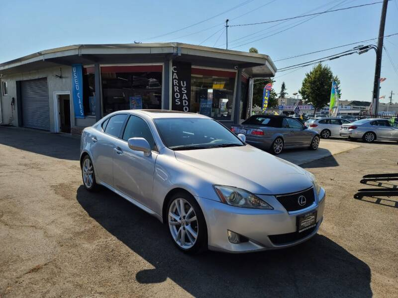 2006 Lexus IS 350 for sale at Imports Auto Sales & Service in San Leandro CA