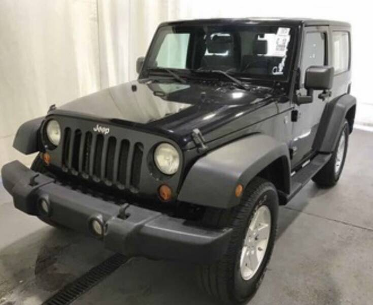 2008 Jeep Wrangler for sale at MURPHY BROTHERS INC in North Weymouth MA