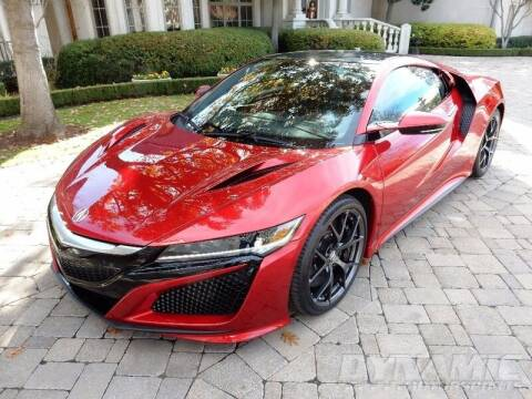 2017 Acura NSX for sale at SW Dynamic Motorsports in Garland TX