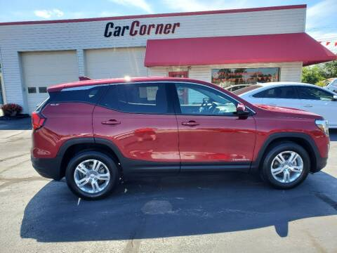 2018 GMC Terrain for sale at Car Corner in Mexico MO