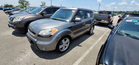 2010 Kia Soul for sale at American Family Auto LLC in Bude MS