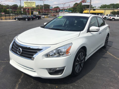 2018 Nissan Altima for sale at IMPALA MOTORS in Memphis TN