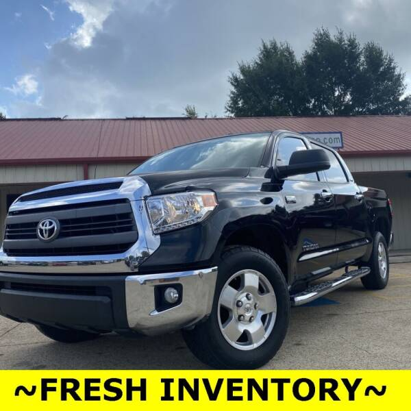 2014 Toyota Tundra for sale at PITTMAN MOTOR CO in Lindale TX