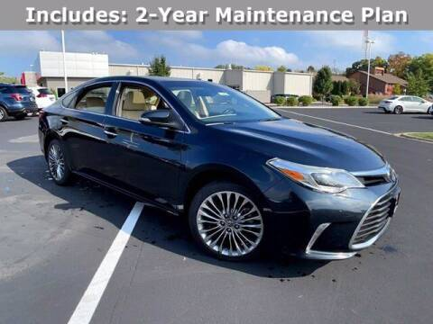 2016 Toyota Avalon for sale at Smart Budget Cars in Madison WI