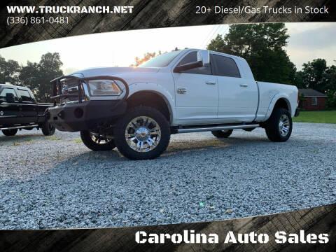 2014 RAM Ram Pickup 2500 for sale at Carolina Auto Sales in Trinity NC