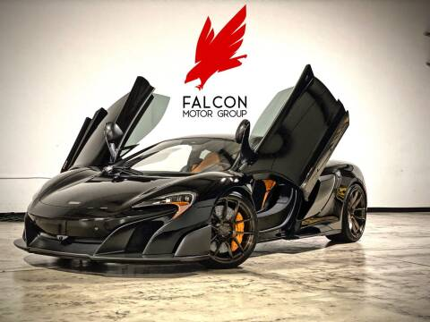 2016 McLaren 675LT for sale at FALCON MOTOR GROUP in Orlando FL