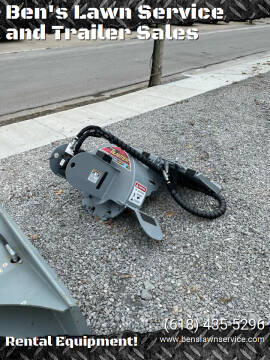 """Baumalight 18""""StumpGrinder for sale at Ben's Lawn Service and Trailer Sales in Benton IL"""