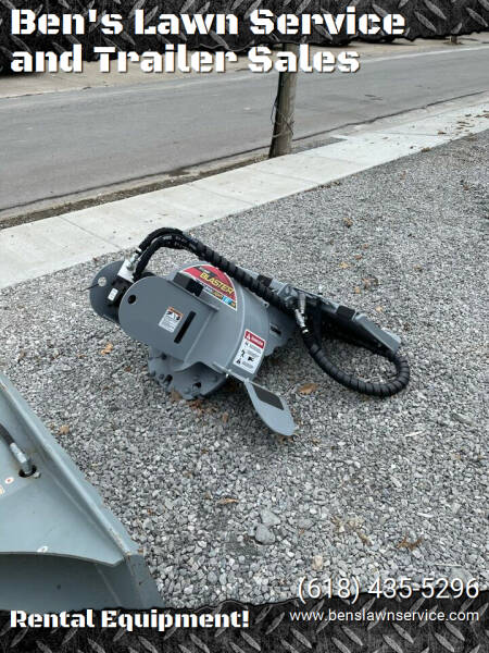 "Baumalight 18"" Stump Grinder for sale at Ben's Lawn Service and Trailer Sales in Benton IL"