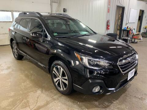 2018 Subaru Outback for sale at Premier Auto in Sioux Falls SD
