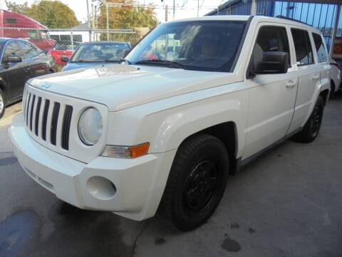 2010 Jeep Patriot for sale at Automax Wholesale Group LLC in Tampa FL