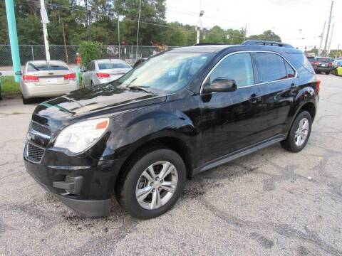 2015 Chevrolet Equinox for sale at King of Auto in Stone Mountain GA