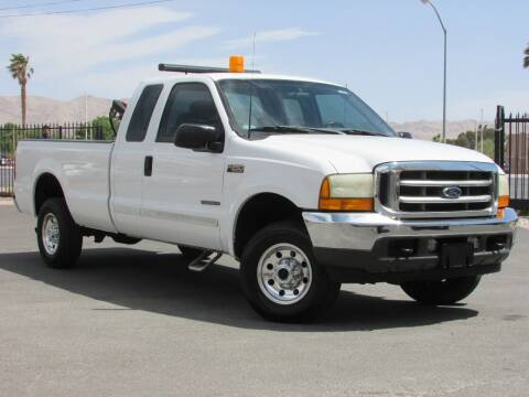2001 Ford F-250 Super Duty for sale at Best Auto Buy in Las Vegas NV