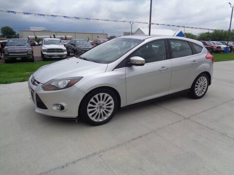2012 Ford Focus for sale at America Auto Inc in South Sioux City NE