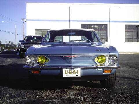 1965 Chevrolet Corvair for sale at STAPLEFORD'S SALES & SERVICE in Saint Georges DE