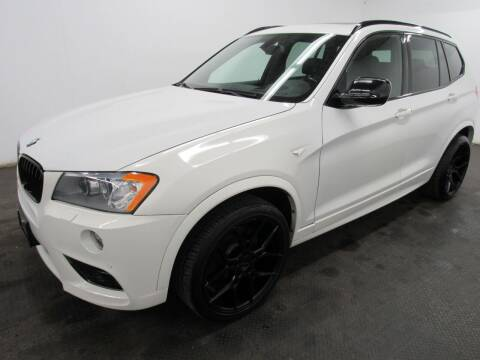 2014 BMW X3 for sale at Automotive Connection in Fairfield OH