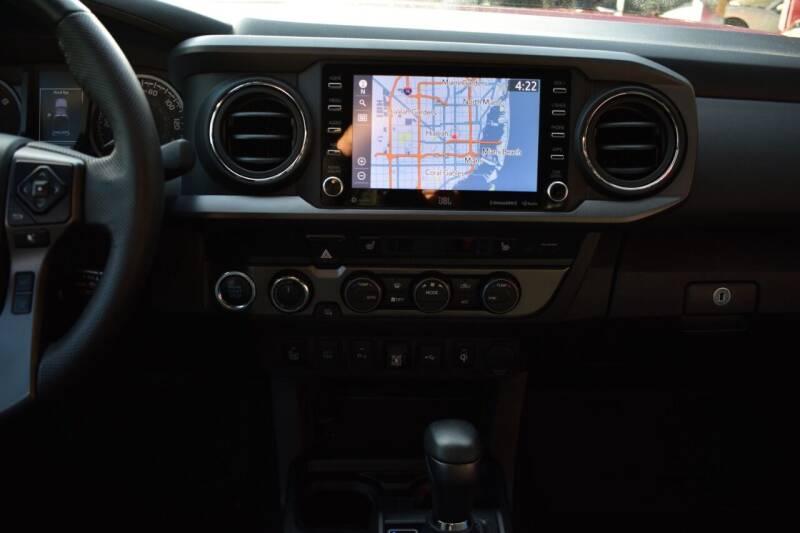 2020 Toyota Tacoma 4x4 TRD Off-Road 4dr Double Cab 5.0 ft SB 6A - Miami FL