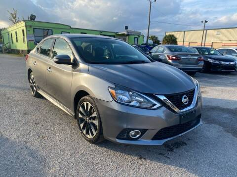 2019 Nissan Sentra for sale at Marvin Motors in Kissimmee FL